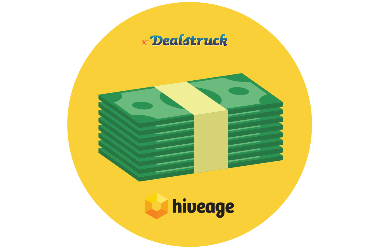Dealstruck partners with Hiveage