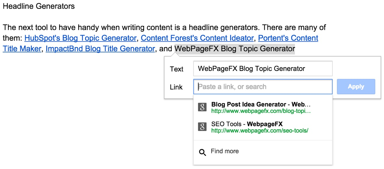5 Essential Tools for Writing Great Content – Hiveage