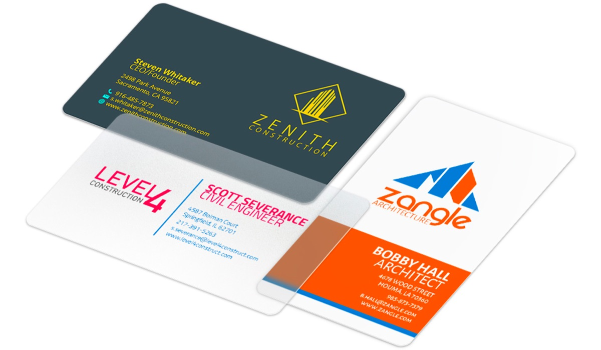Top 6 websites to create the best business cards hiveage cheap business cards 48 hour print reheart Choice Image