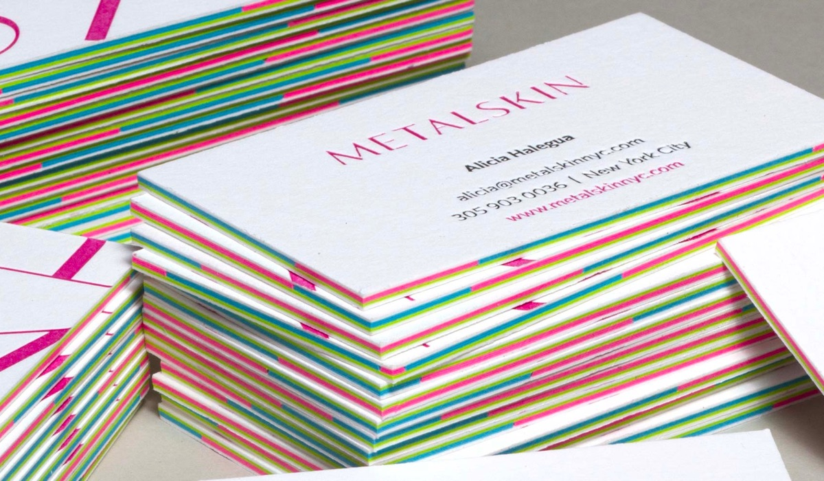 Jukebox business cards