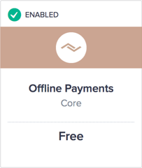 Introducing Hiveage Offline Payments!