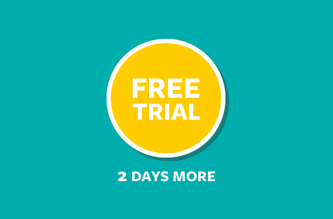 Cancel free trials in time