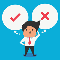 Why Saying No to Clients Can Help Your Business