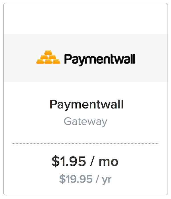 Accept Payments with Paymentwall and SecurePay